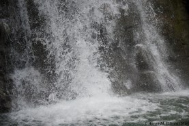 Rio Bellavista waterfall