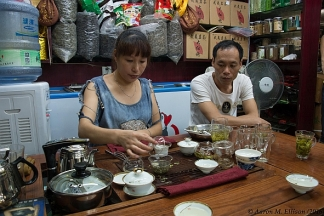 Xi'an making tea-20160825-AME-7288-small