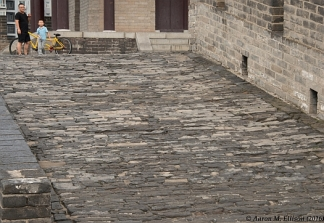 Xian old pavers south wall-20160825-AME-7318-small