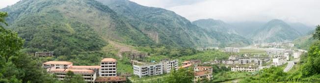 Beichuan ruins