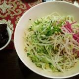 Beijing-style noodles