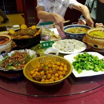 Shenyang Lunch