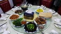 Qingyuan Forest dinner