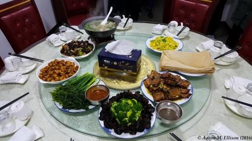 Qingyuan feast