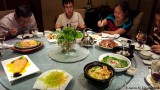Shenyang send-off dinner