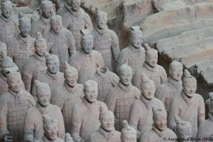Terra Cotta Army Pit 1