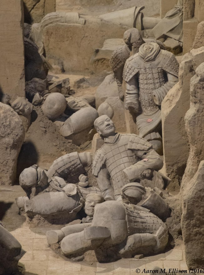 Terra Cotta Army Pit 3