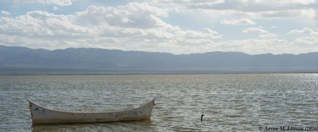 Across Chakha Lake
