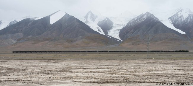 Coal train to Lhasa