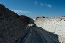 A salt road