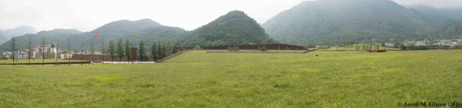 Wenchuan earthqake park-20160831-AME-