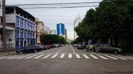 Eduardo Ribiero Street to the waterfront