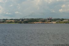 First view of Manaus