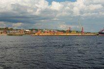 Manaus waterfront