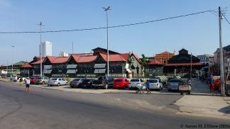 Municipal market, Manaus