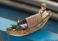 Parintins toy boat