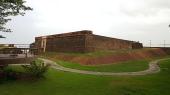 The original fort of Feliz Lusitania