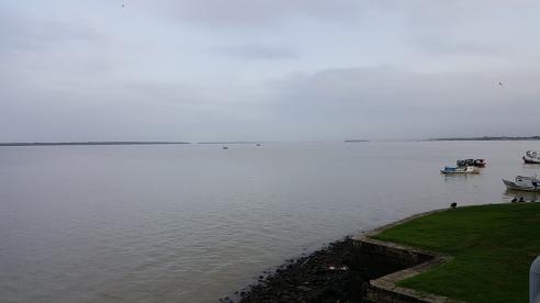 Belem harbor