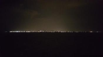 Belem at night
