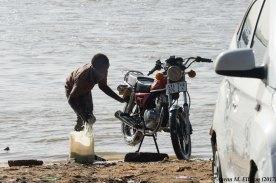 The Nile car wash