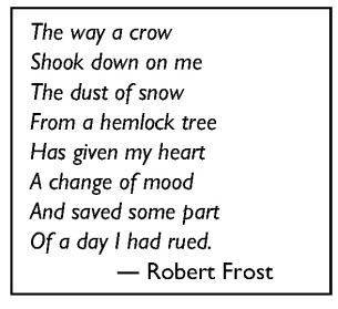 Frost-poem